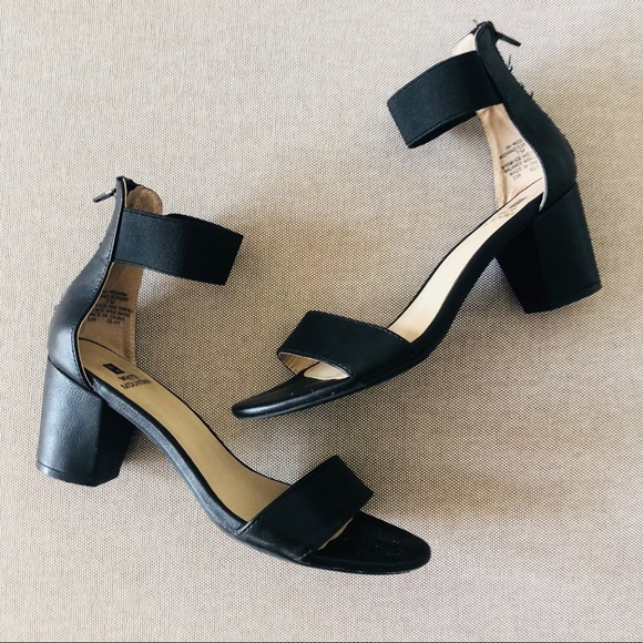 6430c0905c9 Ermaline Black Sandal. M 5b5c94bd0e3b86f2cce00ef0. Other Shoes you may  like. White Mountain ...